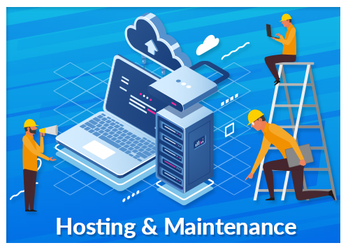 Hosting & Maintenance
